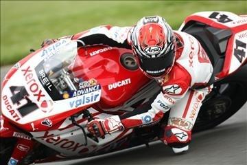 Superbike - Ducati: Objectif Brno pour Haga !