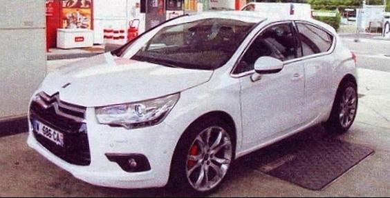 Future Citroën DS4 Racing ? C'est elle