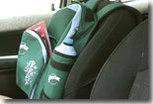 Perrier rafraîchit l'habitacle de votre voiture