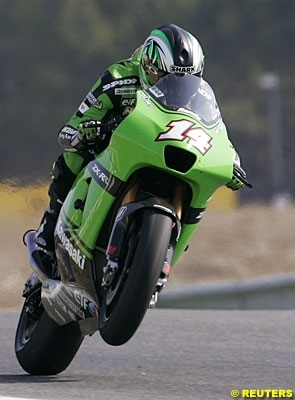 Moto GP: Malaisie D.2: Stoner reprend son bien
