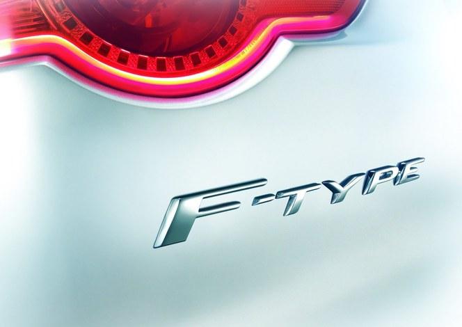 Mondial 2012 - Première mondiale pour la Jaguar F-Type Roadster de série