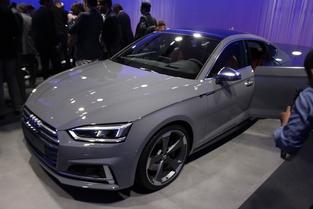 La nouvelle Audi S5 Sportback.