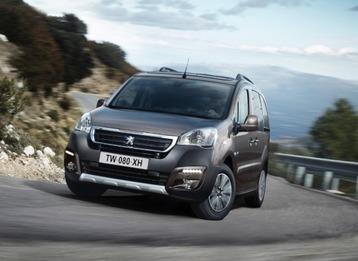 Peugeot Partner : 2007 - 2018