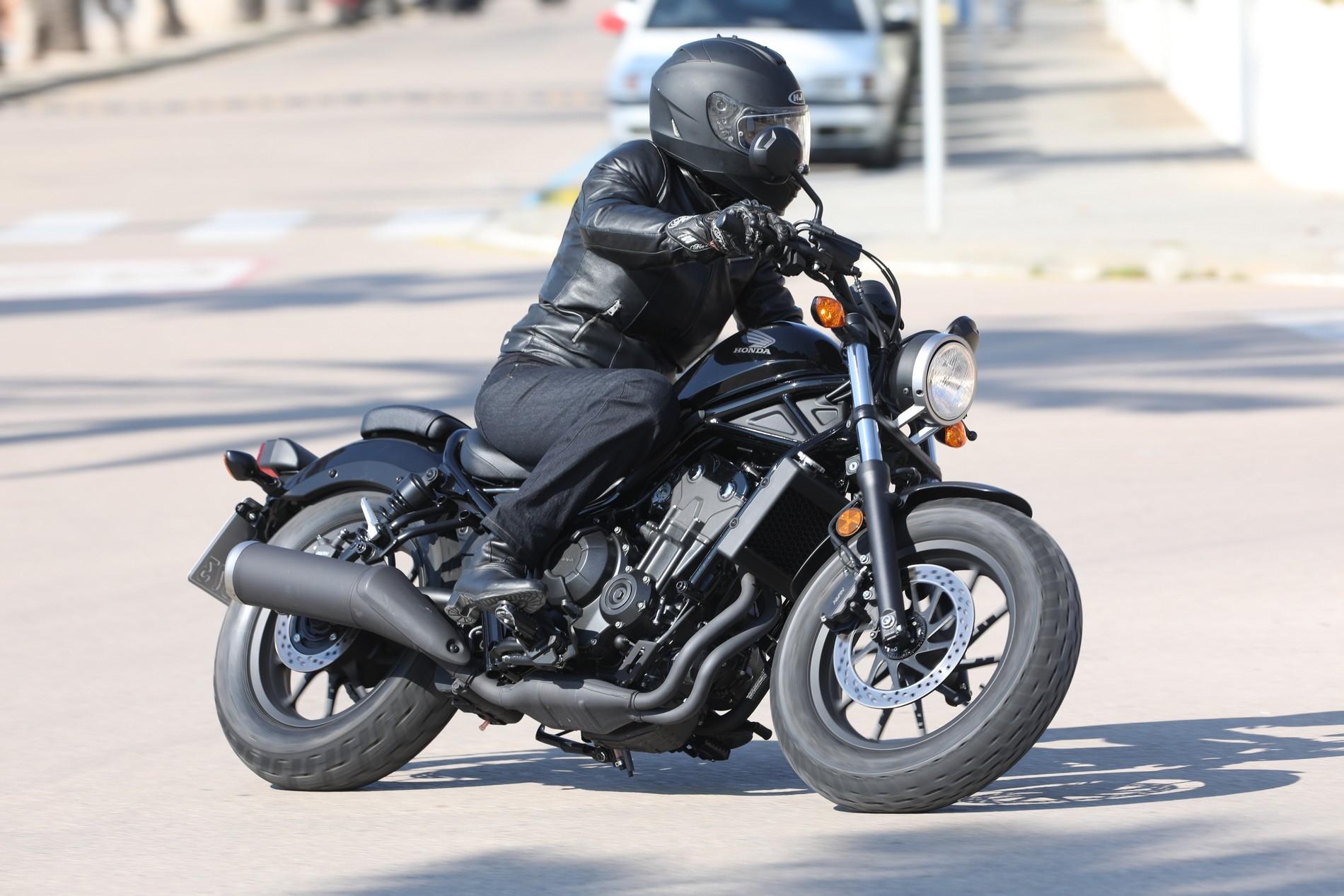 Essai Honda CMX 500 Rebel 2017 : détails et portfolio [+27 photos]