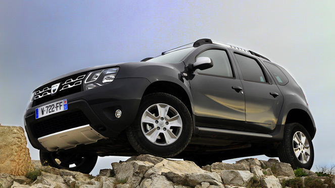 Essai vidéo - Nouveau Dacia Duster : le blockbuster