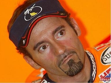Moto GP 2008: Honda ne veut officiellement pas de Biaggi
