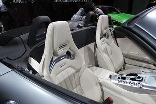 Mercedes - AMG GT Roadster: la snobinarde - Vidéo en direct du Mondial de Paris 2016