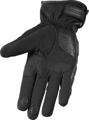 BLH fait les gants Blasko... pour ne pas avoir chaud!