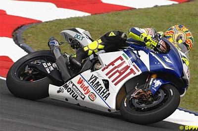 """Moto GP: Malaisie: Rossi: """"On aurait pu gagner"""""""