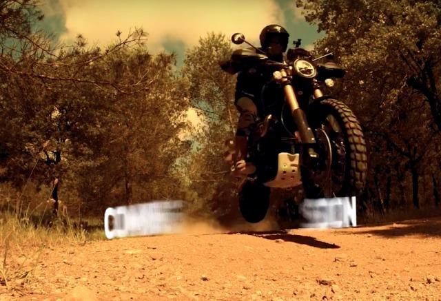 Nouveauté - Vidéo: Triumph annonce son Scrambler 1200!
