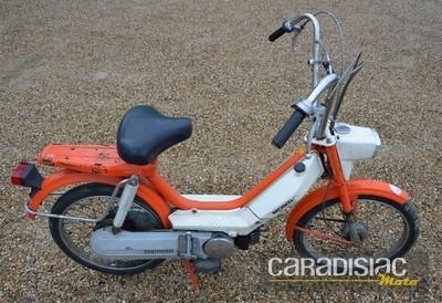 Résultats de la vente Osenat: coup d'oeil sur les motos.