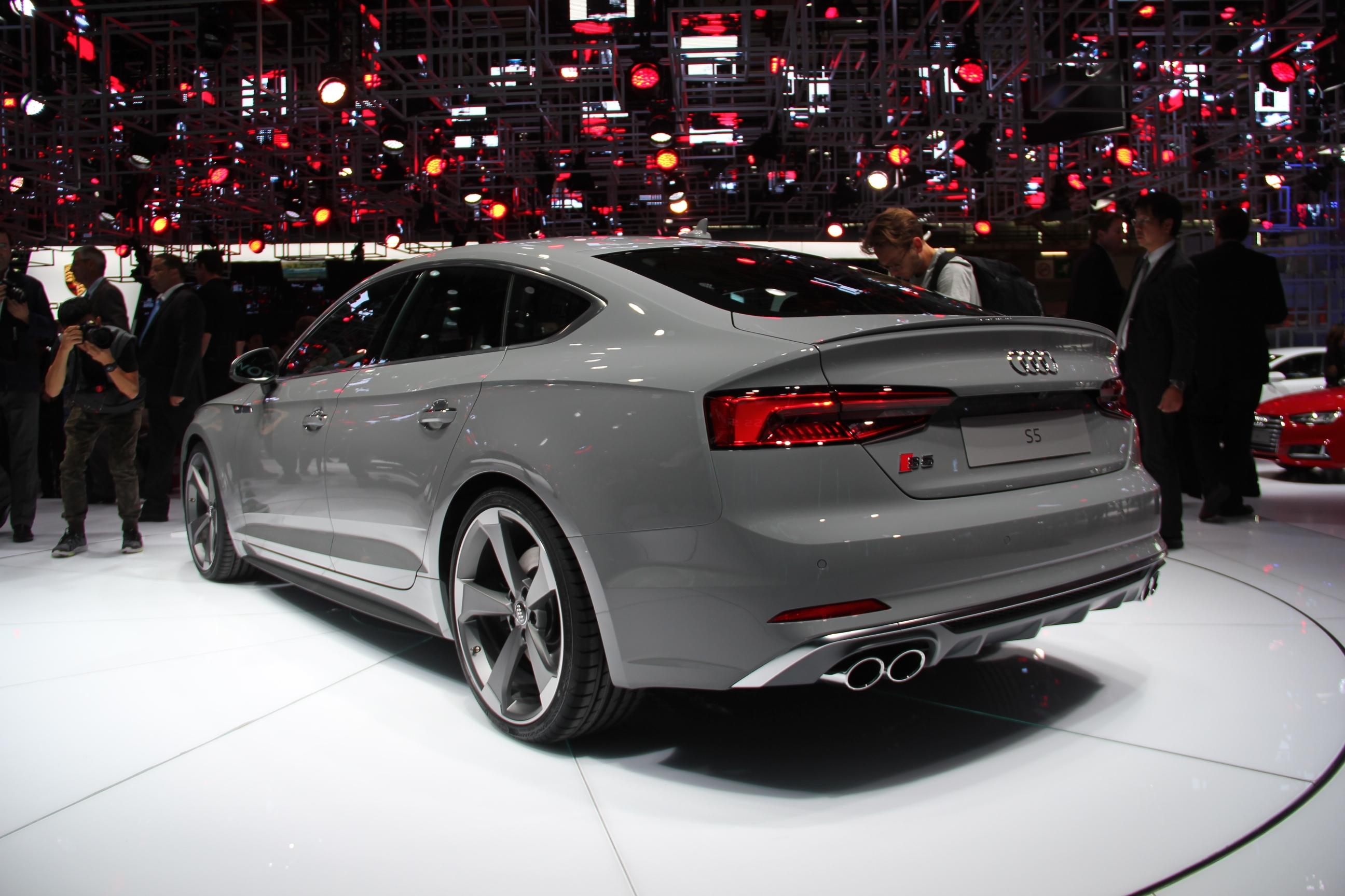 audi a5 ii sportback 2016 topic officiel page 27 a5 audi forum marques. Black Bedroom Furniture Sets. Home Design Ideas