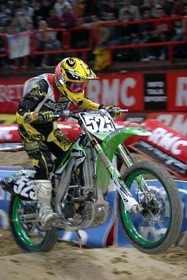 Marvin Musquin vainqueur à Bilbao