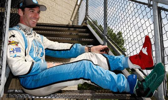 Simon Pagenaud revient sur ses débuts en IndyCar