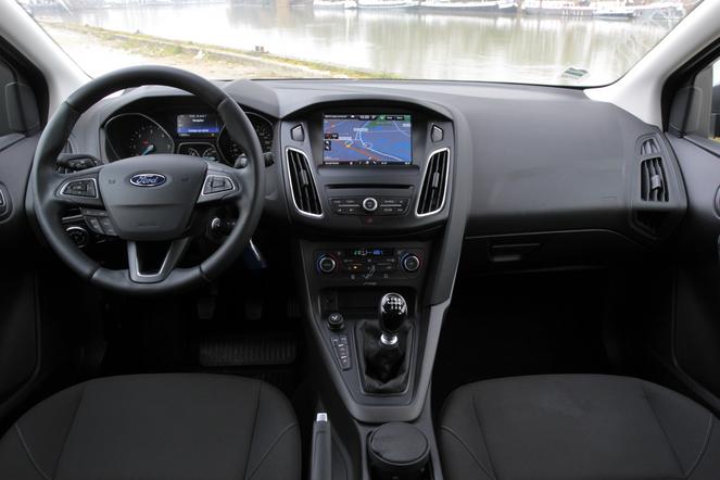 Essai - Ford Focus SW  restylée : améliorations tous azimuts