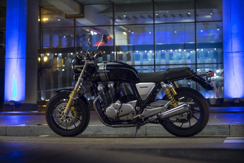 Essai Honda CB 1100 EX et RS 2017 :  deux versions, même base