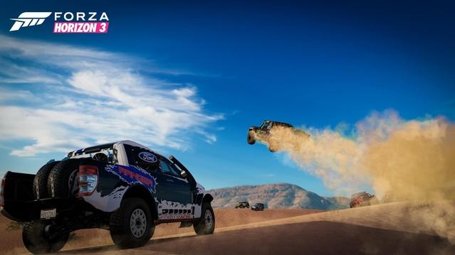 Test Forza Horizon 3 : le meilleur concentré de fun, d'adrénaline et de folie