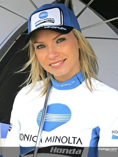 Les demoiselles du Paddock : Grand Prix d'Australie