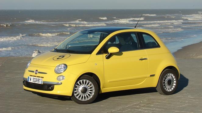 Nouvelle rubrique - What is it : François vous explique ... la Fiat 500 TwinAir