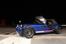 Caterham R300 Superlight au quotidien : jour 4, direction le Nürburgring
