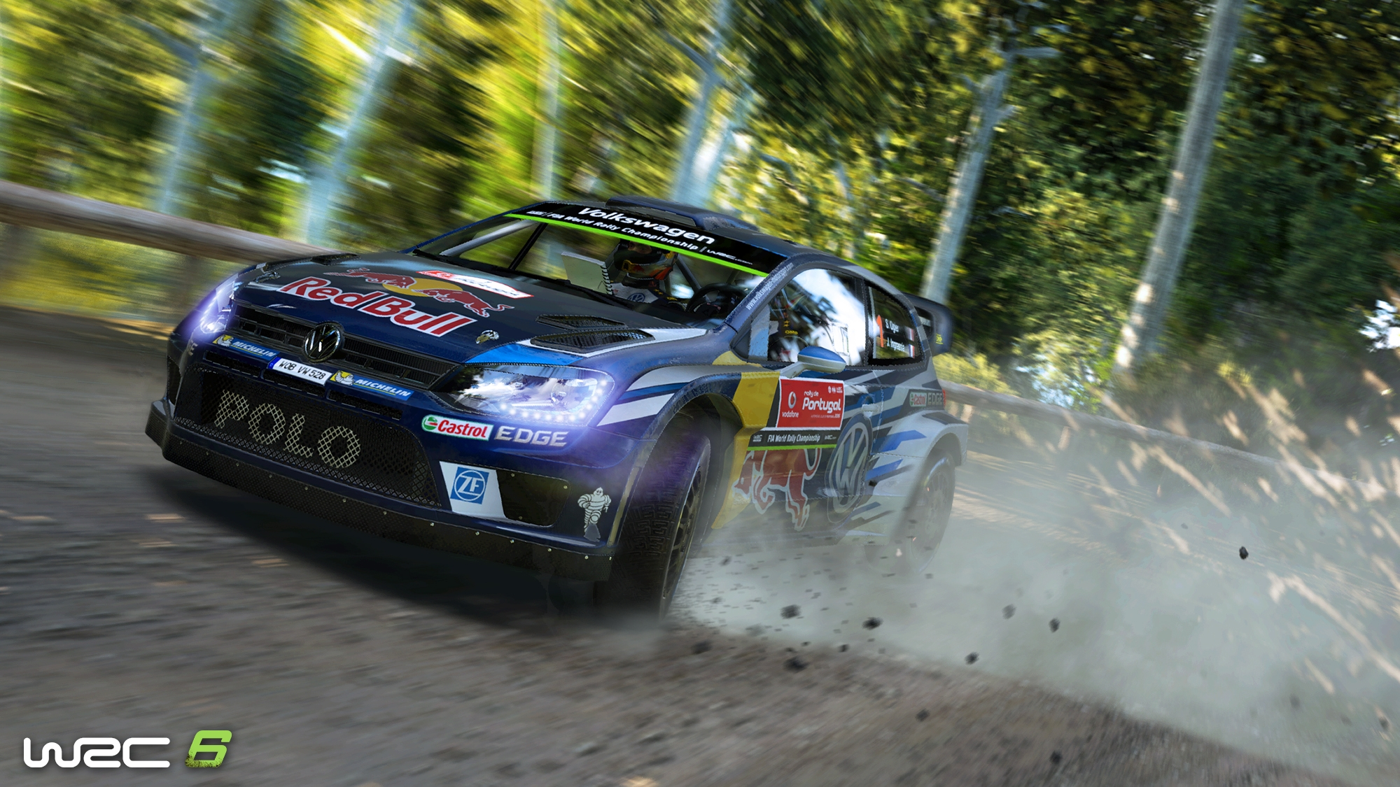 wrc 6 le test 200 km h sur pc xbox one et ps4. Black Bedroom Furniture Sets. Home Design Ideas