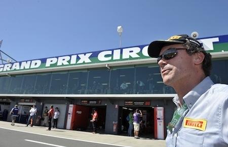 Pirelli est dans la course en 2015