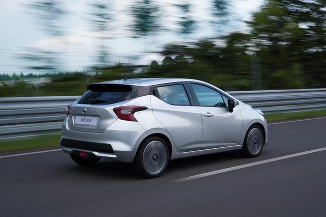 Nissan dévoile la nouvelle Micra