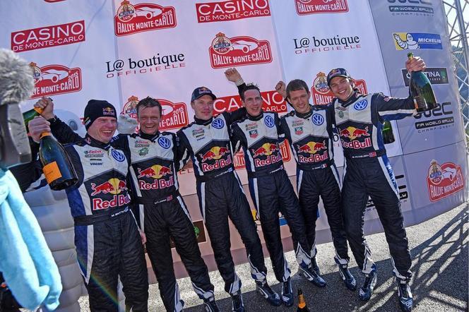 WRC - Monte Carlo 2015 : Ogier et Volkswagen démarrent en trombe