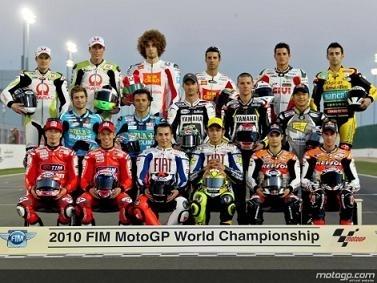 Moto GP - Test Qatar D.1: Rossi toujours intraitable