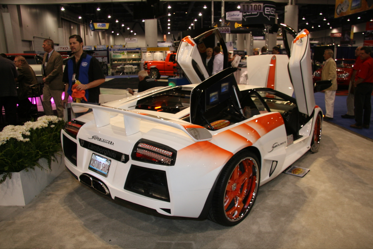 SEMA Show : Lamborghini