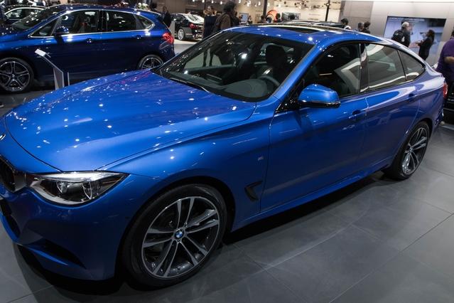 BMW Série 3 Gran Turismo restylée : passée inaperçue - En direct du Mondial de Paris