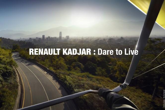 Renault baptise son futur crossover Kadjar