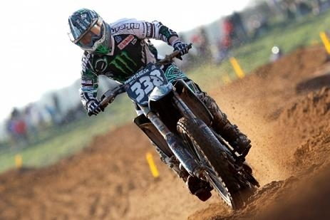 Motocross mondial : Zach Osborne blessé