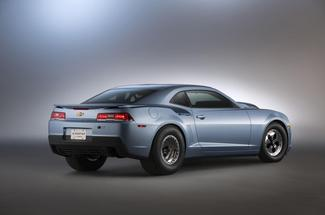 Chevrolet Camaro Copo 2014 : le dragster de compétition accessible