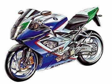 Superbike: Alpha Technik GmbH décroche la timbale BMW