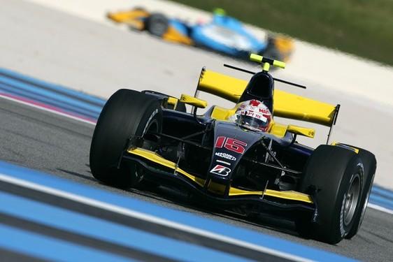 Tests GP2 HTTT Paul Ricard : 20 pilotes dans la même seconde !