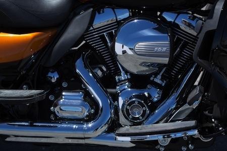 Harley-Davidson : arrivée du refroidissement liquide pour 2014