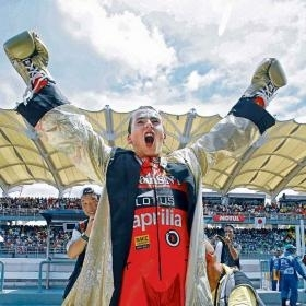 Moto GP 2008: Les ambitions mesurées de Lorenzo