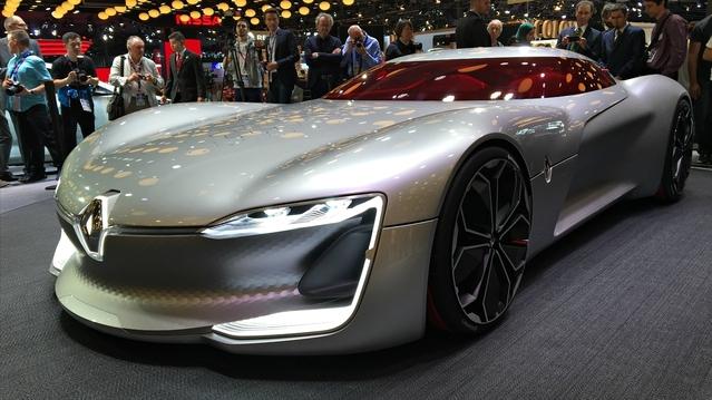 Le concept Renault TréZor est indéniablement déZirable...
