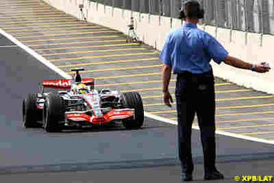 Formule 1: Déjà des pénalités pour McLaren en 2008 ?