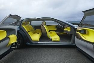Mondial de Paris 2016 - Le Citroen CXperience Concept expliqué par ses créateurs