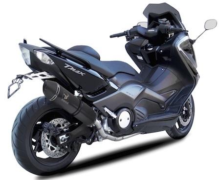 Ixrace : ligne homologuée pour Yamaha T-Max 530