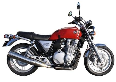 Bagster: du rétro pour la Honda CB1100