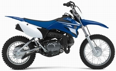 Yamaha TT-R110E 2008 : Ce n'est que pour les enfants!