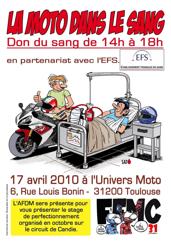 FFMC 31 : la moto dans le sang, le 17 avril 2010