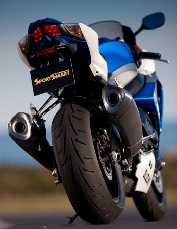 Nouveau Dunlop SportSmart : un pneu pour la route… mais pour aussi la piste.