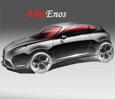 "Baptisez l'Alfa Romeo ""Junior"": les 12 noms finalistes ! [+Sondage interne]"