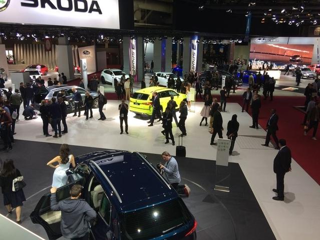 L'agenda auto d'octobre 2016: Mondial de Paris, Automédon, Wheeler Dealer…