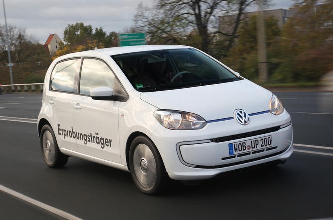 Tokyo 2013 : concept Volkswagen Twin-Up diesel-électrique, comme le XL1