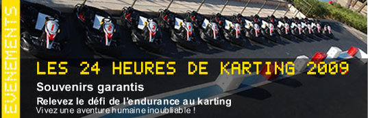 24h du Karting Test Track : les inscriptions sont ouvertes